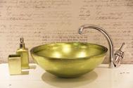 Handfat i glas, Lime ITA7
