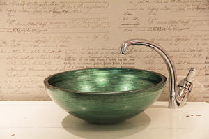 Handfat i glas, Emerald ITA4
