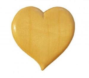 Träornament - Hjärta SOM18
