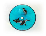 Handfat i glas, Killer Whale SN225