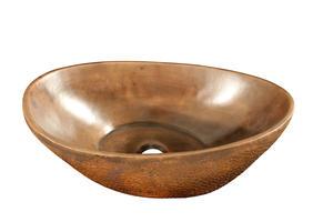 Handfat i brons, Ovum Serpens SBS-004-AG