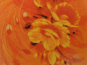 Handfat i glas, Flower SN16