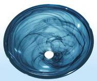 Handfat i glas, Blue Smoke SN48