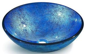 Handfat i glas, Deep Blue SS80
